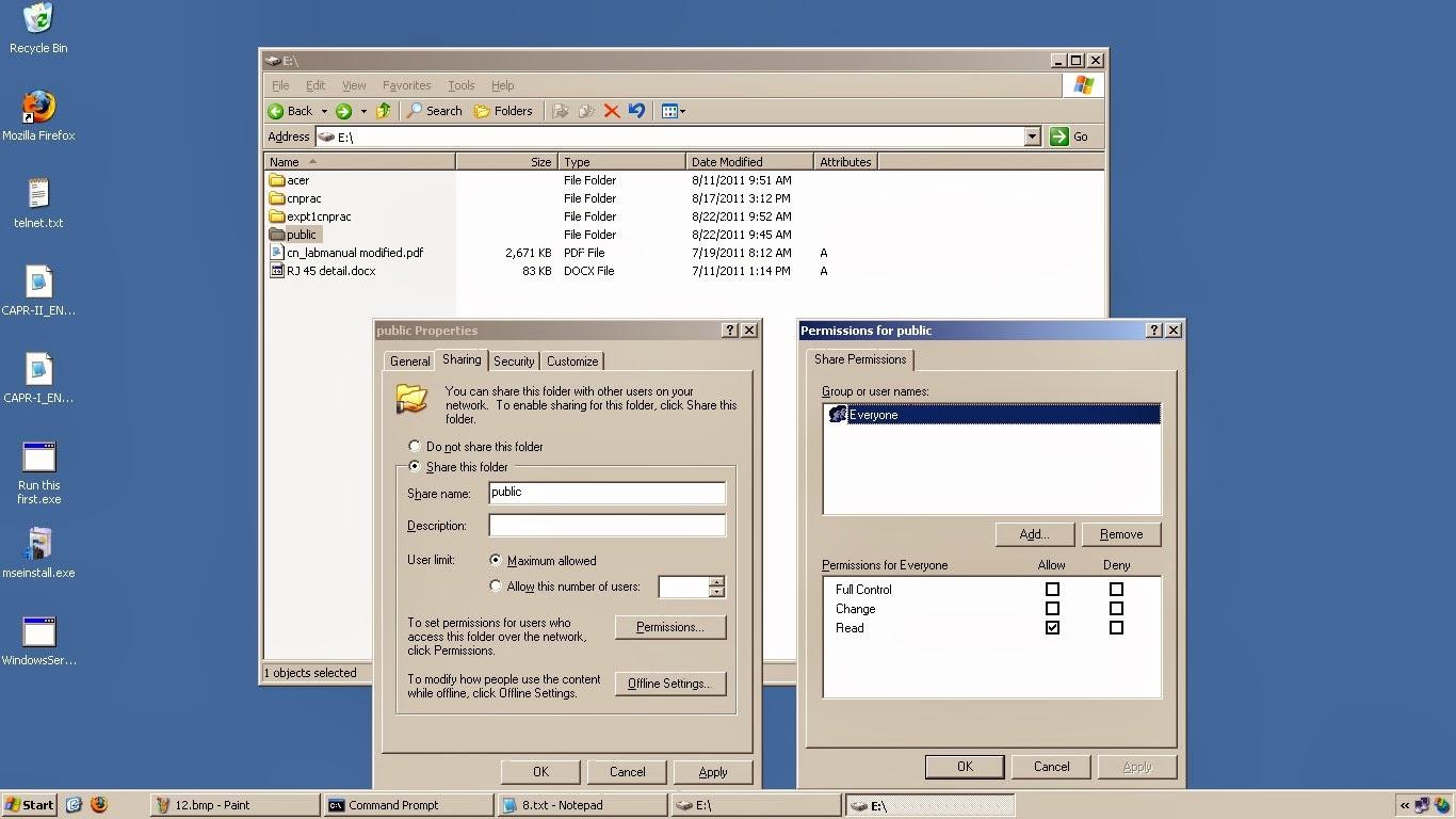 cannot create the machine folder in the parent folder