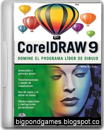 Corel Draw 9 With Serial Key Full Version Free Download