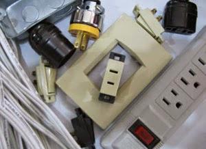 instalaciones eléctricas residenciales - productos pirata