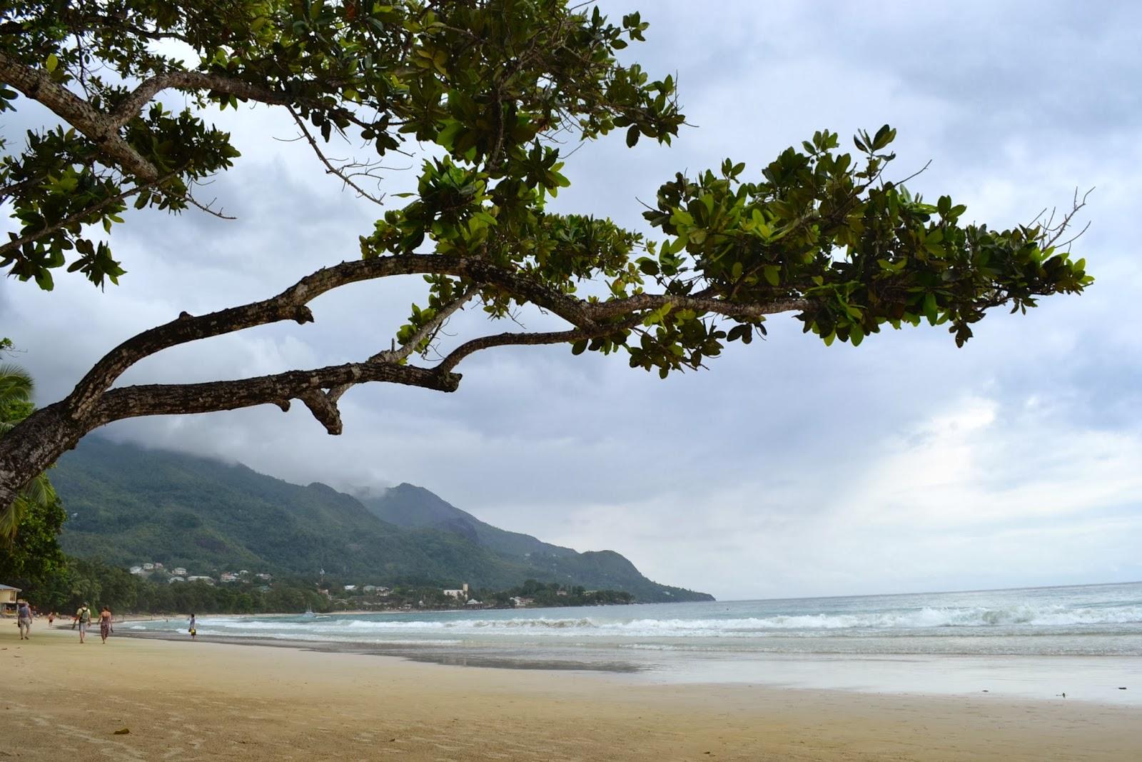 Beau Vallon playa, Seychelles