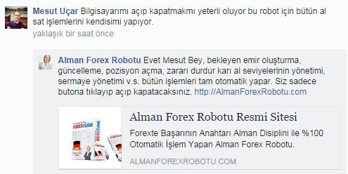 Forex robot kurulumu