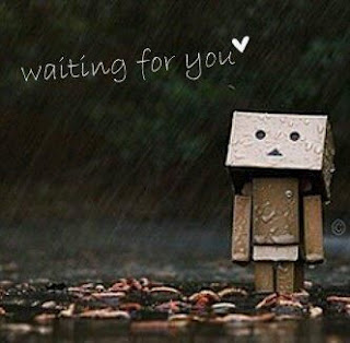 waiting alone for u