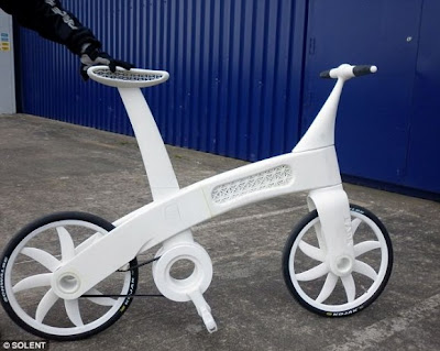 3D printing - bicycle