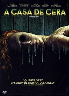 Filme A Casa de Cera Dublado AVI DVDRip