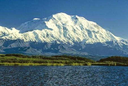 http://en.wikipedia.org/wiki/Mount_McKinley