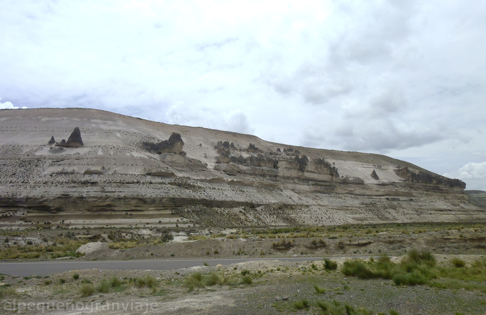 Bosque de piedras Arequipa