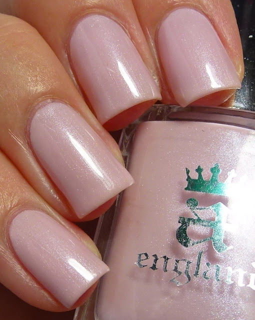 a-england, Iseult, swatch