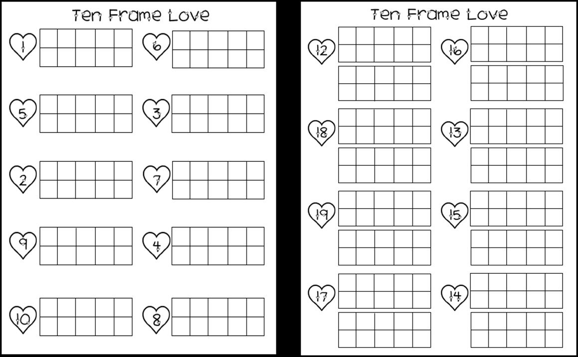 ten frame worksheets kindergarten spring kindergarten math worksheets common core aligned ten. Black Bedroom Furniture Sets. Home Design Ideas