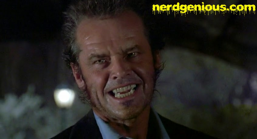 Jack Nicholson hairy wolf man Central Park mugging scene