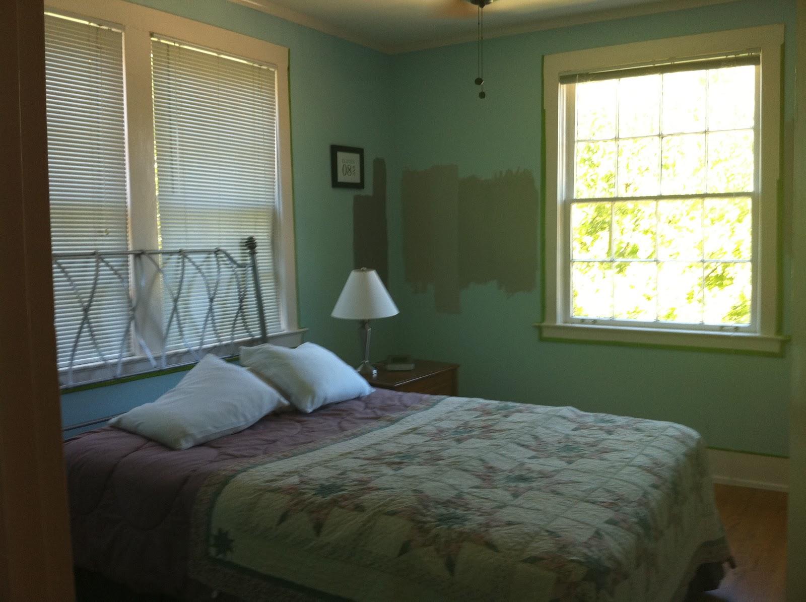 Painting My Bedroom