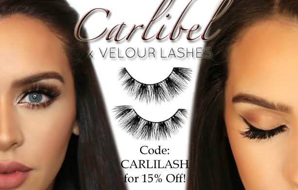 Buy My New CARLI LASH!