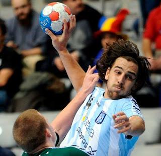 Agustín Vidal - VIDEO  recuperación - Mundo Handball