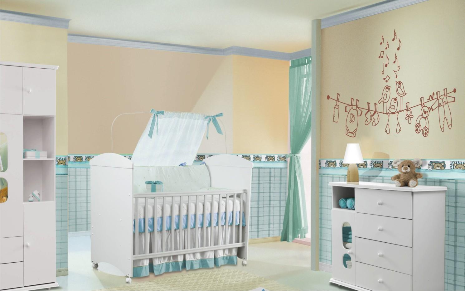 Blog Estilo & Décor Adesivar o quarto do seu pequeno sai  ~ Adesivos Quarto Bebe Masculino