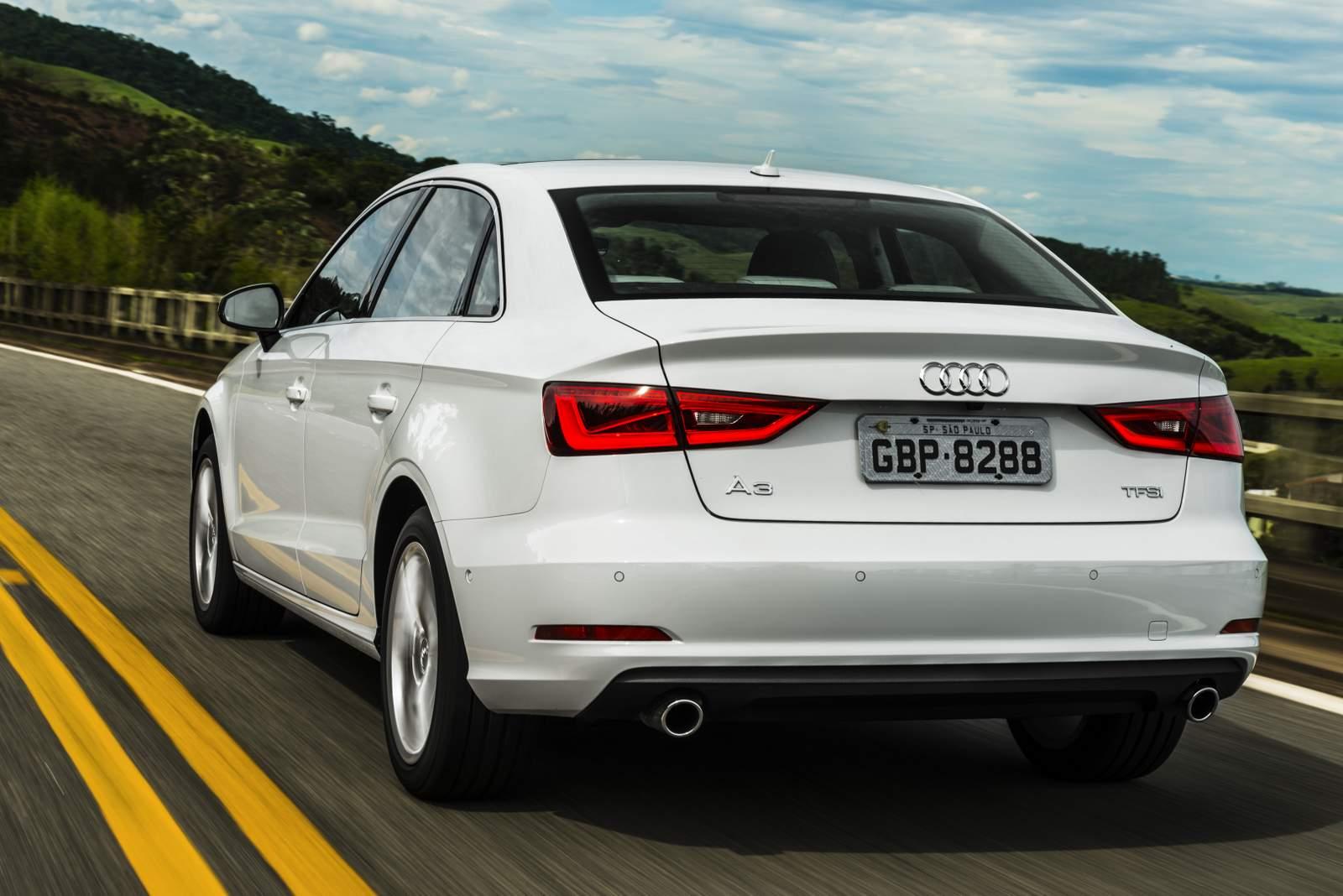 Audi A3 Sedan 2.0 Ambition Nacional