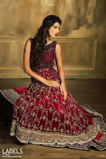 Ammar Shahid Bridal Dresses Images