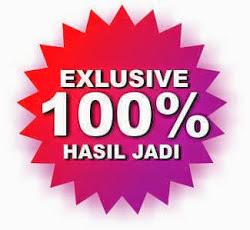 HASIL JADI CINCIN