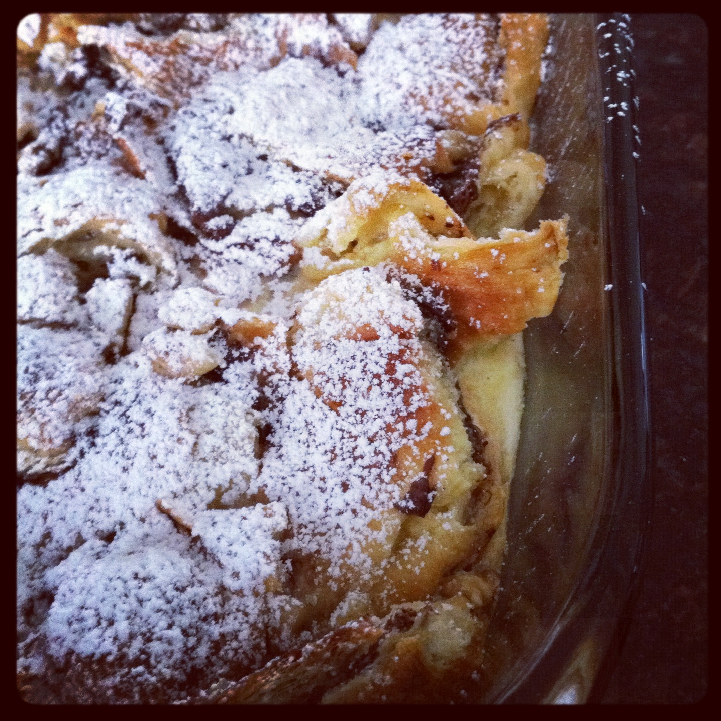 Nutella, Banana, And Croissant Pudding Recipes — Dishmaps