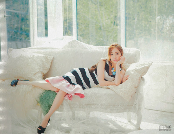 SNSD Jessica The Best Scans