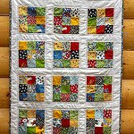 American Jane 9 Patch Quilt