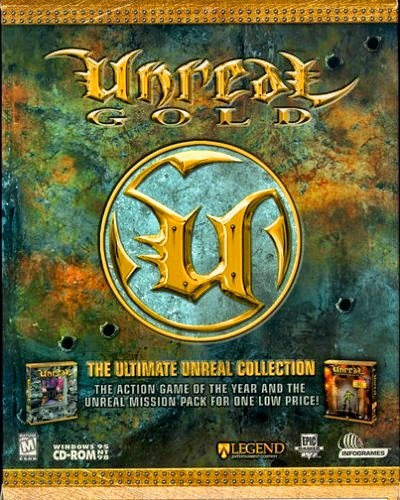 Unreal Gold PC Game