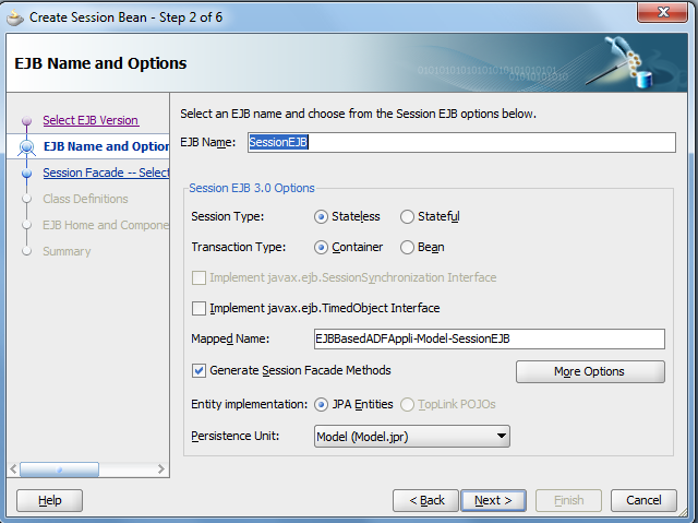 oracle adf tricks Blogsoraclecom - shay shmeltzer's weblog  and jdeveloper 1221 developing with oracle maf and oracle adf business components - the  20091120: tricks for the new jsf visual editor in jdeveloper 11g ps1 20091119: new.