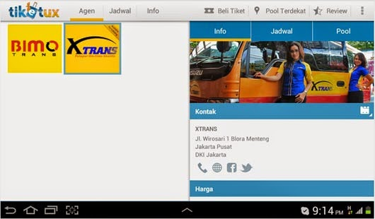 aplikasi android tiketux
