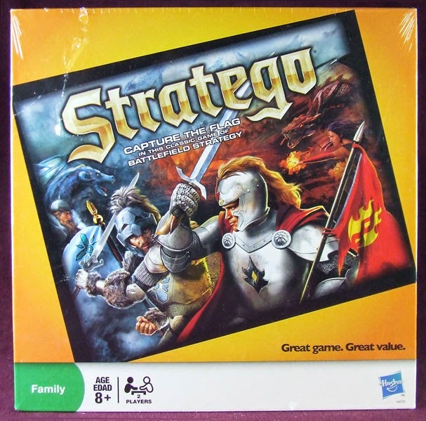 "Stratego: Fire And Ice - ""Let's Paint A Wizard's Hat Onto The Mona Lisa To Freshen It Up!""~ Hasbro Designer"