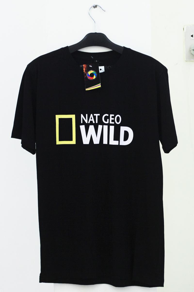 Kaos Natgeo Wild Toko Tukang Foto Kaos Fotografi