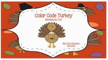 http://www.teacherspayteachers.com/Product/Color-Code-Turkey-980382