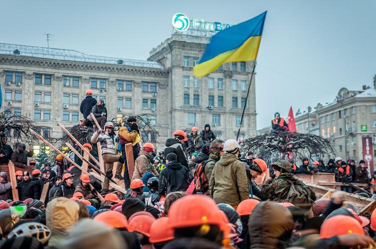 Михаил Бабич: За что стоял Майдан