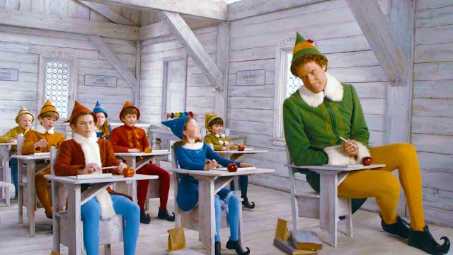 Οι Καλύτερες Παιδικές Χριστουγεννιάτικες Ταινίες Το Ξωτικό των Χριστουγέννων (2003)
