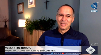 A7 TV: VERSANTUL NORDIC 🔴 Invitat: Cristian Barbosu