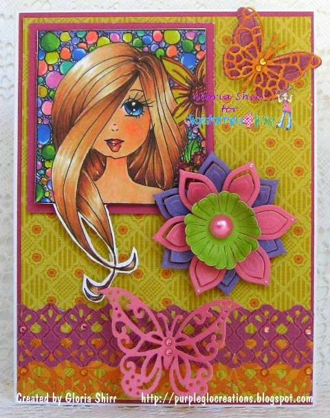 Featured Card for Ditzie Digi Design