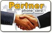 Partner Phone Card