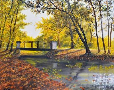 pintura-oleo-paisaje-otoño