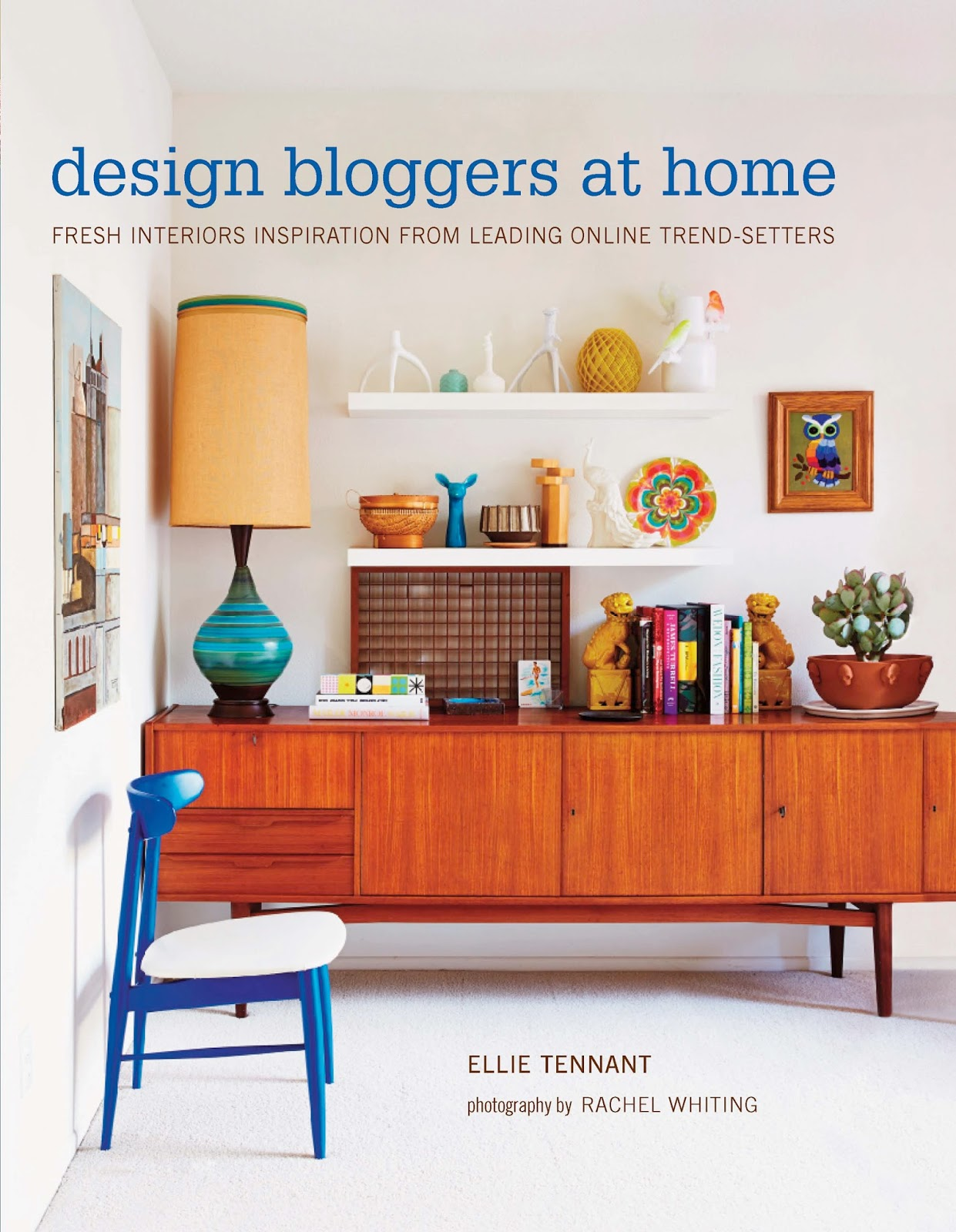 Vosgesparis my home in 39 design bloggers at home 39 a sneak peek - Books on home design ...