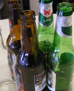 minuman oplosan Alkohol yang dicampur obat-obatan