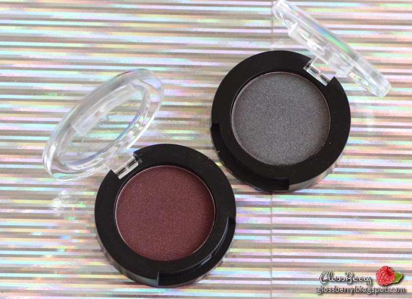 sigma powder eyeshadow triomphe elysees review swatches