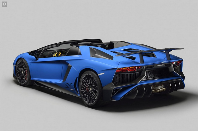 2017 Lamborghini Aventador Specs, Review and Release Date