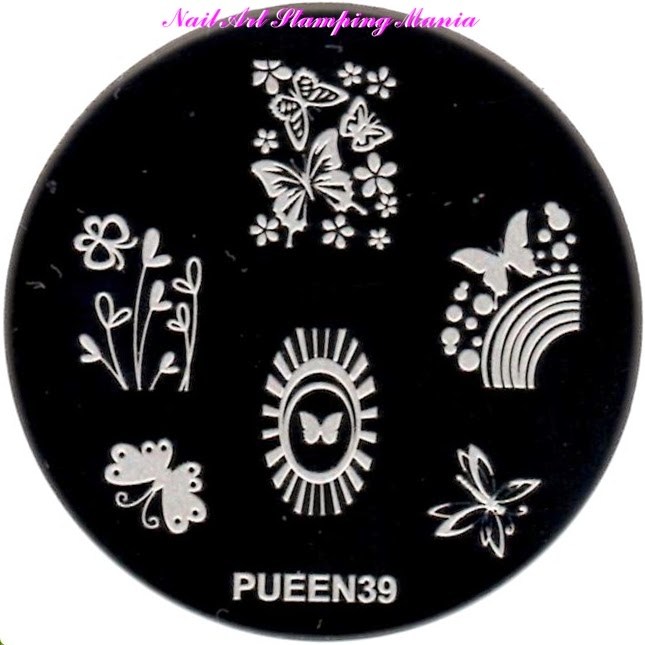 how to use pueen stamping plates