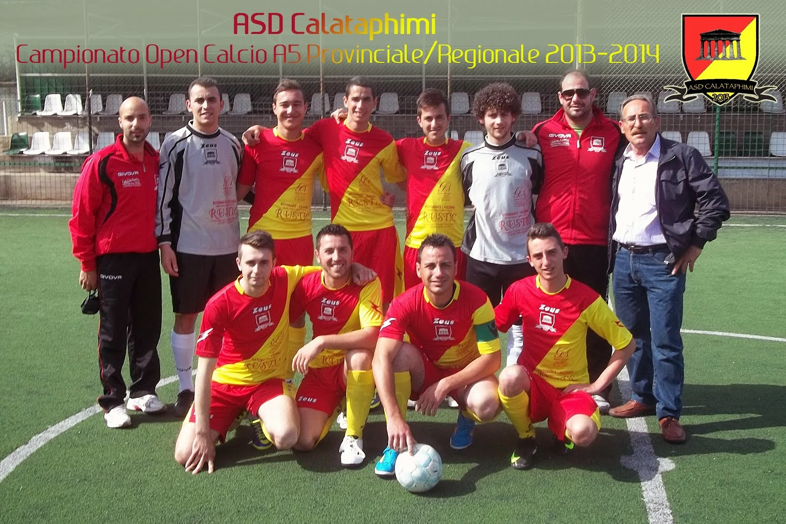 Campionato Open Provinciale /Regionale 2013/2014