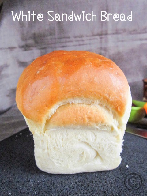 ... VAANGA: BASIC WHITE SANDWICH BREAD I WHITE BREAD RECIPE I 400TH POST