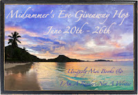 midsummerbutton [The Summer Essentials Blog Tour] Summer Island Breeze + Summer Essentials Giveaway (Paperback Giveaway of Real Mermaids Dont Hold Their Breath and The Girls Ghost Hunting Guide)