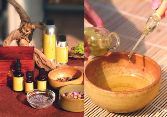 Tinh dầu thiên nhiên và những công dụng trong làm đẹp và chữa bệnh