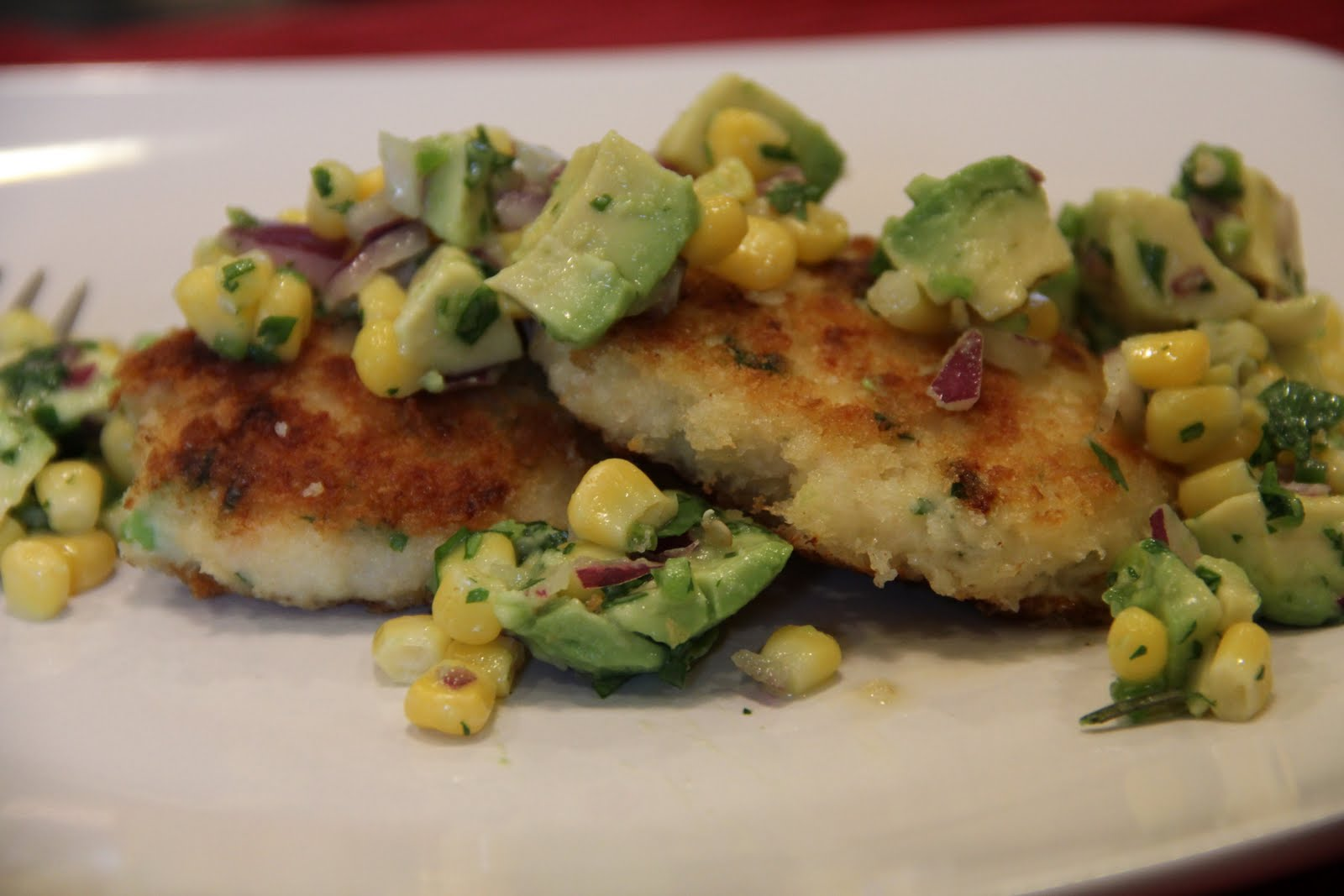 Shrimp Cakes - Dinners, Dishes, and Desserts