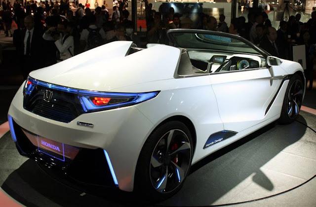 2015 Honda EV-STER Design