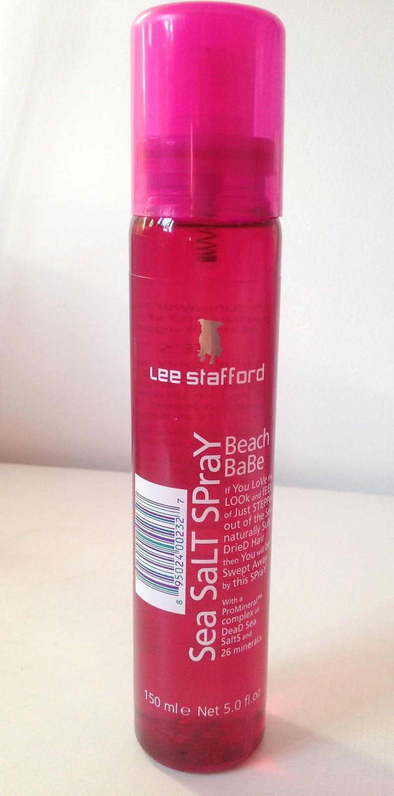 Lee Stafford Beach Babe Sea Salt Hair Spray 5 oz - PopScreen