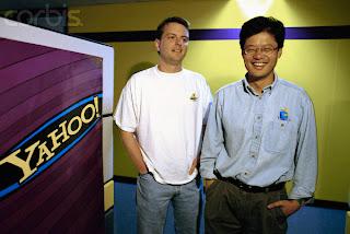 david filo y jerry yang, jovenes emprendedores