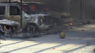 Tunisi – assalto all'ambasciata americana