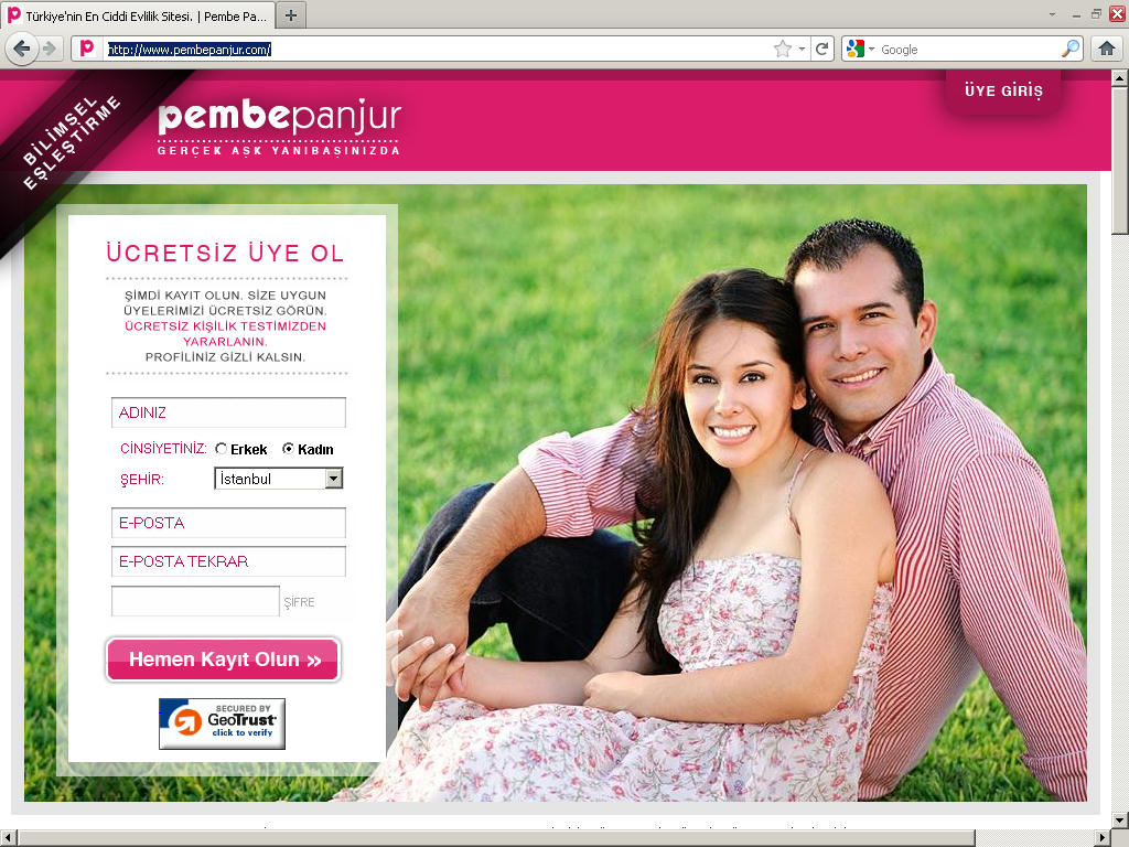 Online dating hoax